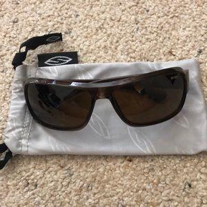 Smith Optics Brown polarized sunglasses